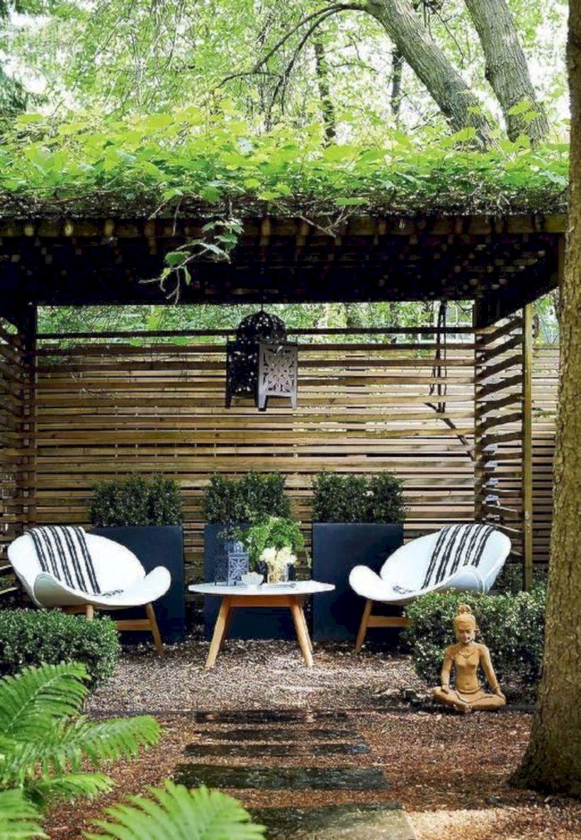 Unordinary patio designs ideas 19