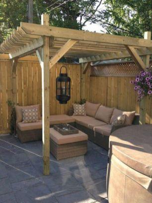 Unordinary patio designs ideas 21