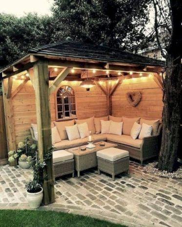 Unordinary patio designs ideas 22