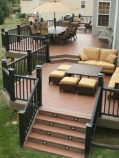 Unordinary patio designs ideas 33