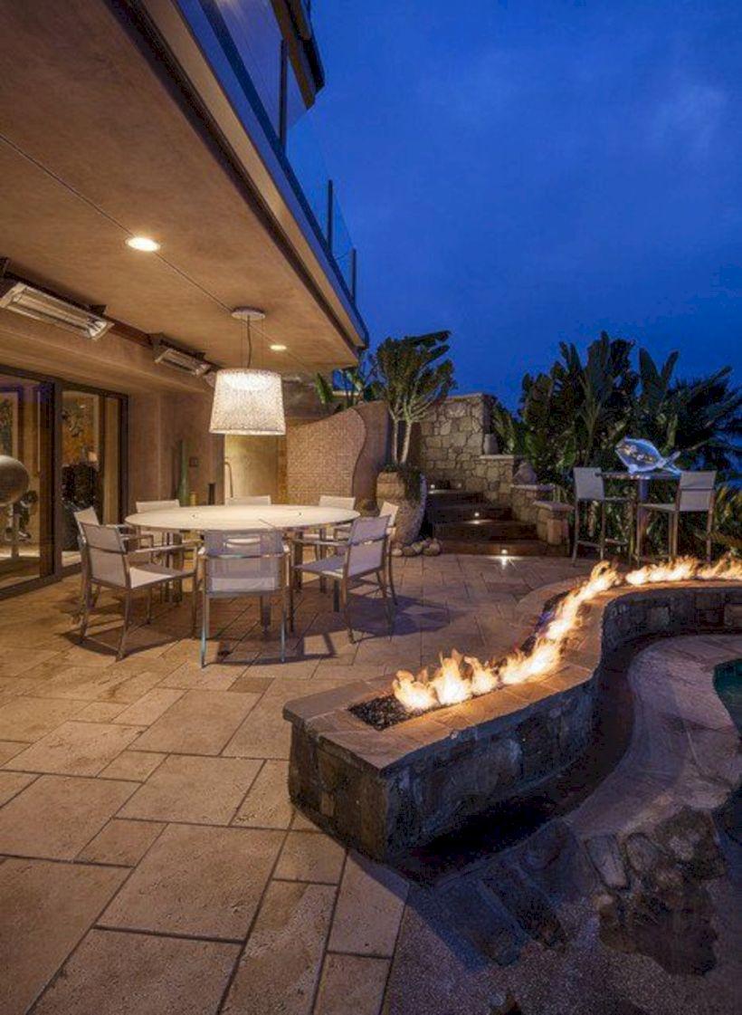 Unordinary patio designs ideas 39