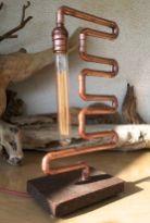 Unusual copper light designs ideas 11