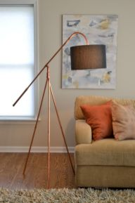 Unusual copper light designs ideas 26