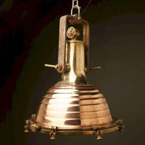Unusual copper light designs ideas 27