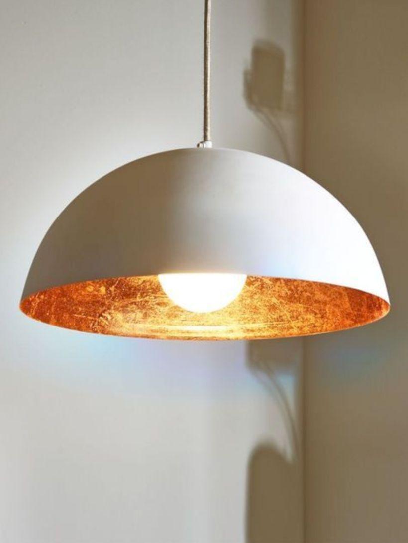 Unusual copper light designs ideas 34