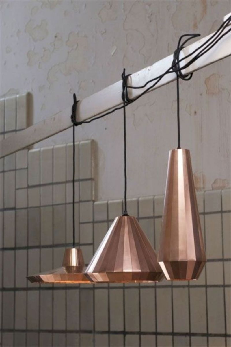 Unusual copper light designs ideas 37