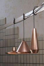 Unusual copper light designs ideas 37