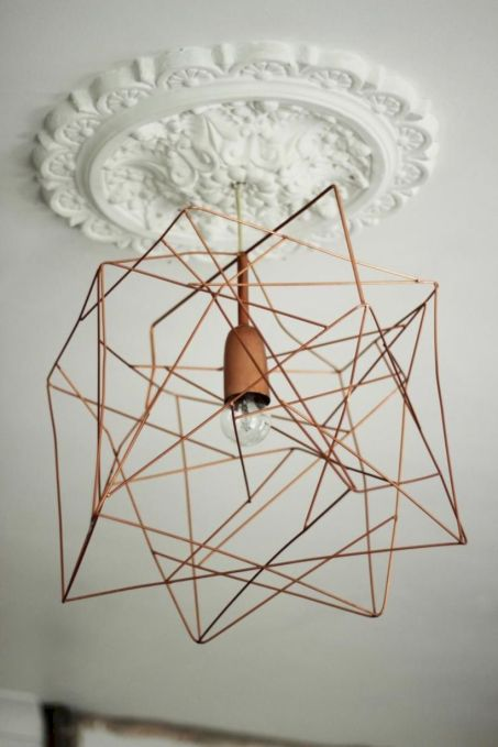 Unusual copper light designs ideas 40