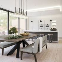 Adorable dining room tables contemporary design ideas 02