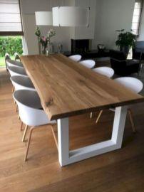 Adorable dining room tables contemporary design ideas 03