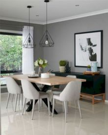 Adorable dining room tables contemporary design ideas 16