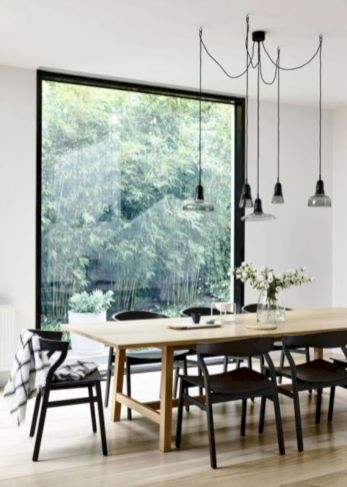 Adorable dining room tables contemporary design ideas 25