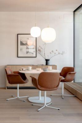 Adorable dining room tables contemporary design ideas 28