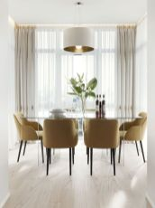Adorable dining room tables contemporary design ideas 35