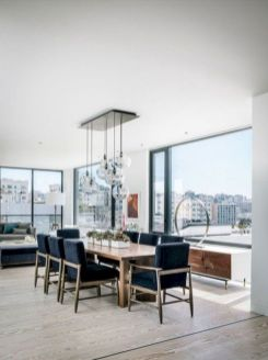 Adorable dining room tables contemporary design ideas 37