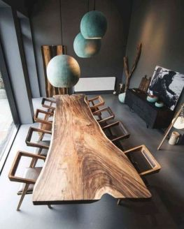 Adorable dining room tables contemporary design ideas 40