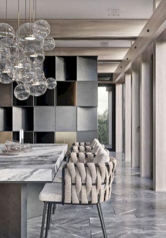 Best scandinavian chairs design ideas for dining room 13