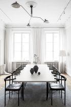 Best scandinavian chairs design ideas for dining room 25