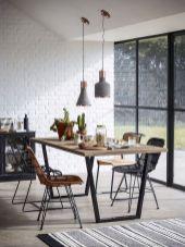Best scandinavian chairs design ideas for dining room 35