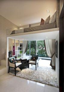 Cool diy beautiful apartments design ideas 12