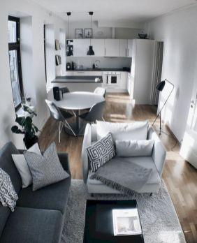 Cool diy beautiful apartments design ideas 29