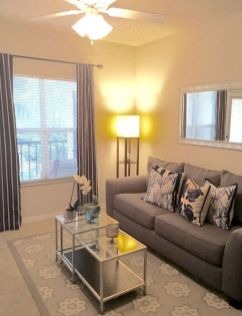 Cool diy beautiful apartments design ideas 34