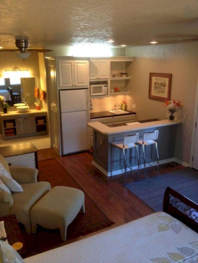 Cool diy beautiful apartments design ideas 36