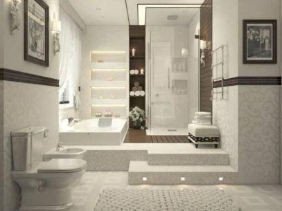Creative functional bathroom design ideas 14