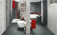 Creative functional bathroom design ideas 15