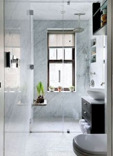 Creative functional bathroom design ideas 17