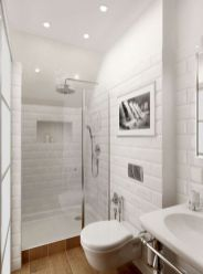 Creative functional bathroom design ideas 24