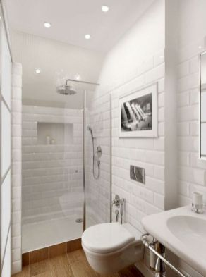Creative functional bathroom design ideas 24