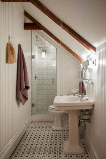Creative functional bathroom design ideas 29