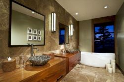 Creative functional bathroom design ideas 33