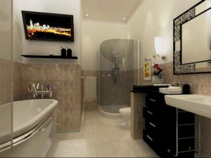 Creative functional bathroom design ideas 41
