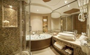 Creative functional bathroom design ideas 42