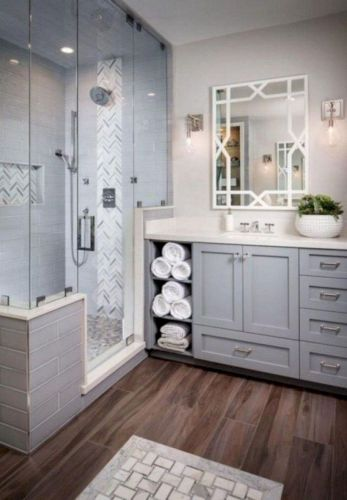 Creative functional bathroom design ideas 47