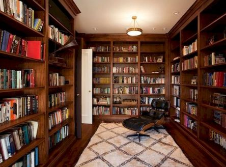 Creative library trends design ideas 14