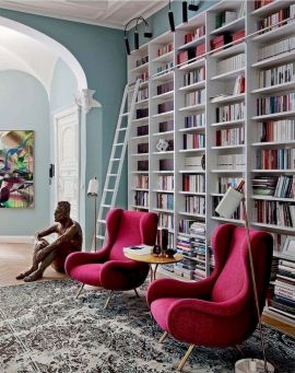 Creative library trends design ideas 30