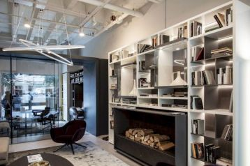 Creative library trends design ideas 33