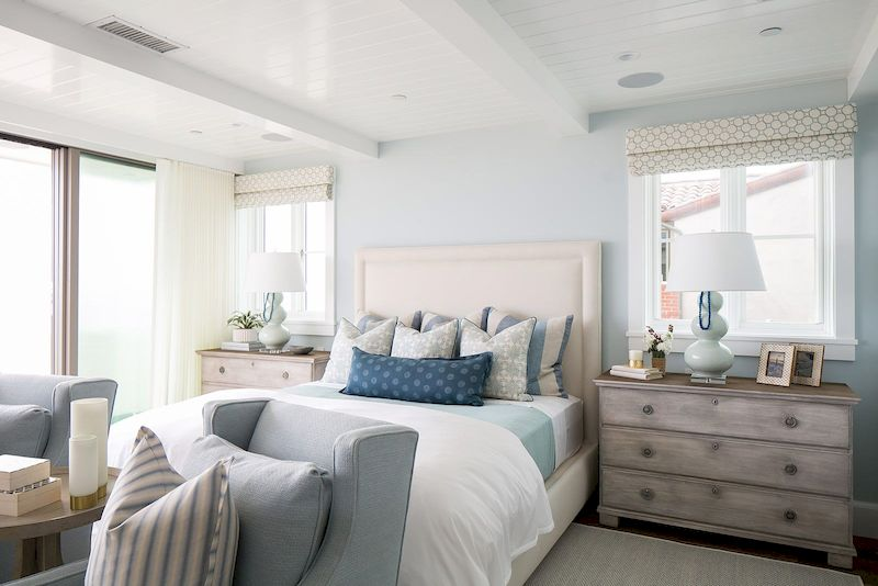 Gorgeous coastal bedroom design ideas to copy right now 09
