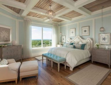 Gorgeous coastal bedroom design ideas to copy right now 10