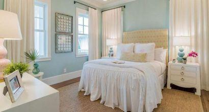 Gorgeous coastal bedroom design ideas to copy right now 16