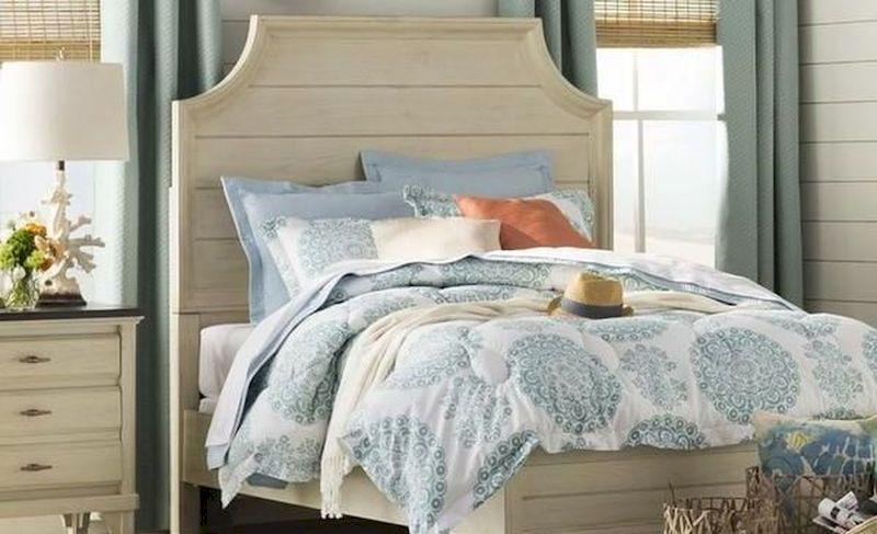 Gorgeous coastal bedroom design ideas to copy right now 22