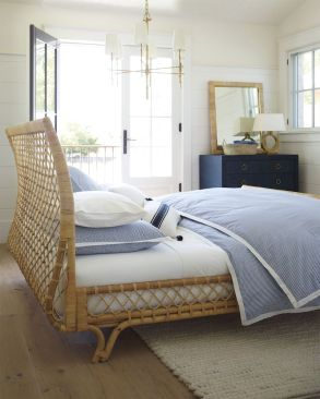 Gorgeous coastal bedroom design ideas to copy right now 31