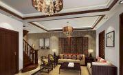 Impressive chinese living room decor ideas 13