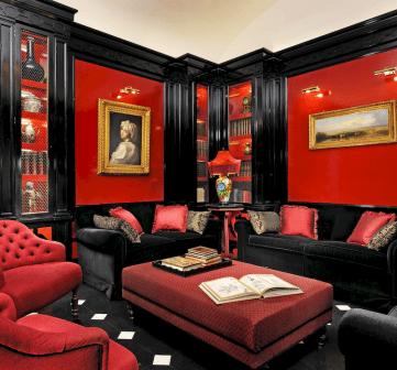 Impressive chinese living room decor ideas 19