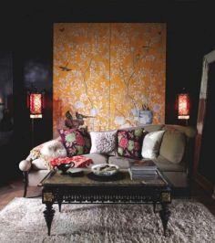 Impressive chinese living room decor ideas 23