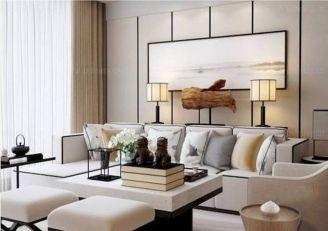 Impressive chinese living room decor ideas 28