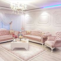 Impressive chinese living room decor ideas 31